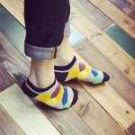 Hot-Sale-2015-spring-and-summer-spell-color-colorful-hexagonal-wood-a-few-men-s-socks